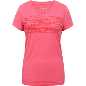 Icepeak Bassfield T-Shirt Femme, hot pink